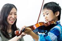 バイオリン科
